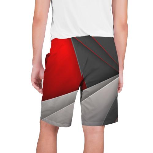 Мужские шорты 3D  Фото 02, Lines