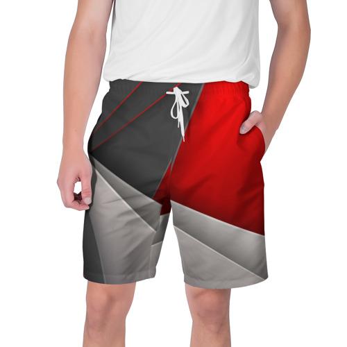 Мужские шорты 3D  Фото 01, Lines
