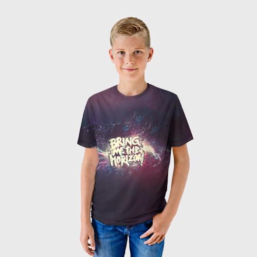 Детская футболка 3D  Фото 01, Bring Me the Horizon