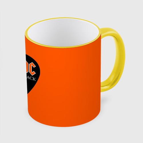 Кружка с полной запечаткой AC/DC