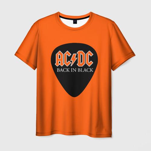 Мужская футболка 3D  Фото 03, AC/DC