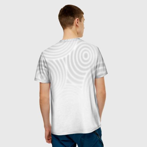 Мужская футболка 3D  Фото 02, Juventus