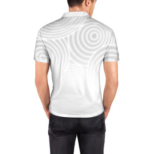 Мужская рубашка поло 3D  Фото 04, Juventus