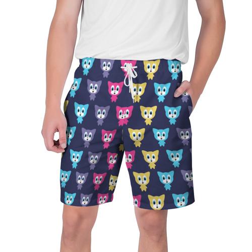 Мужские шорты 3D  Фото 01, Котятки