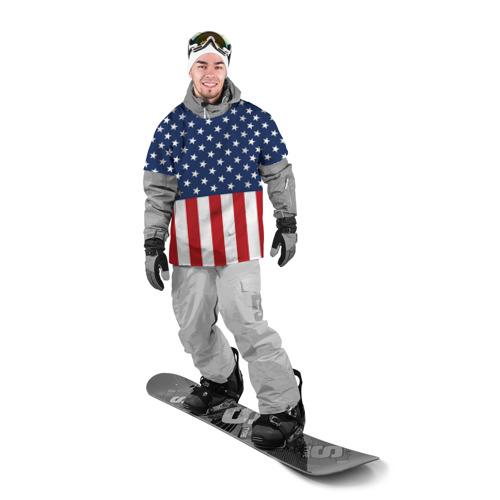Накидка на куртку 3D  Фото 03, Флаг США