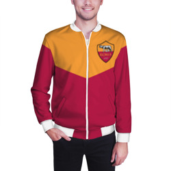A S Roma - Yellow and Red