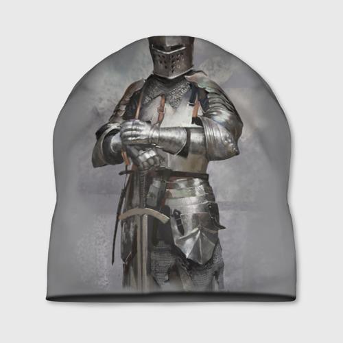 Шапка 3D  Фото 01, Рыцарь