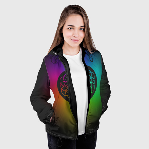 Женская куртка 3D  Фото 04, Coldplay