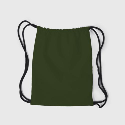 Рюкзак-мешок 3D Череп и роза Фото 01