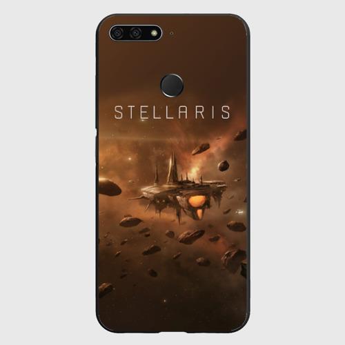 Чехол для Honor 7C Stellaris Фото 01