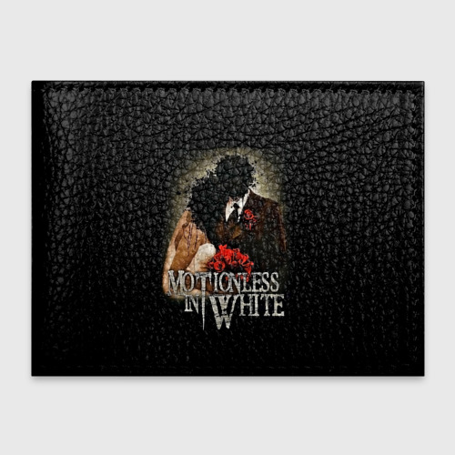 Обложка для студенческого билета  Фото 01, Motionless in White