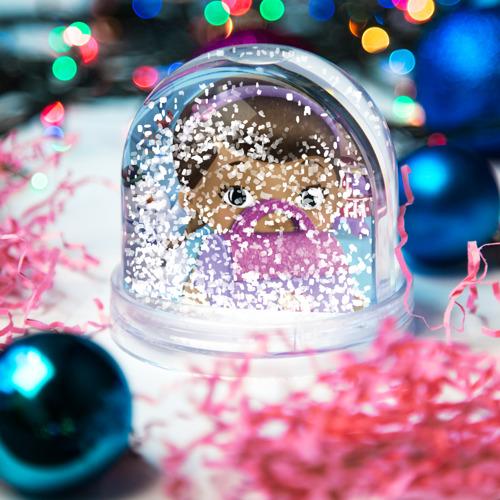 Водяной шар со снегом  Фото 04, Доктор Плюшева