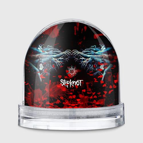 Водяной шар  Фото 01, Slipknot руки зомби