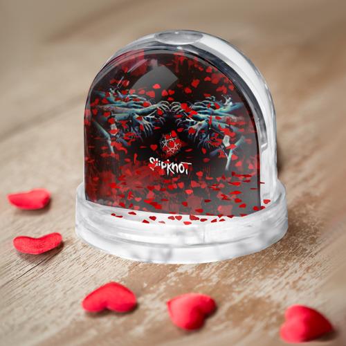 Водяной шар  Фото 04, Slipknot руки зомби
