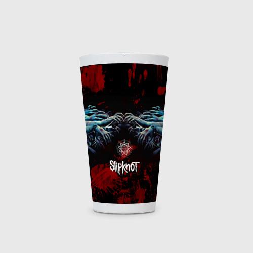 Кружка Латте  Фото 03, Slipknot руки зомби