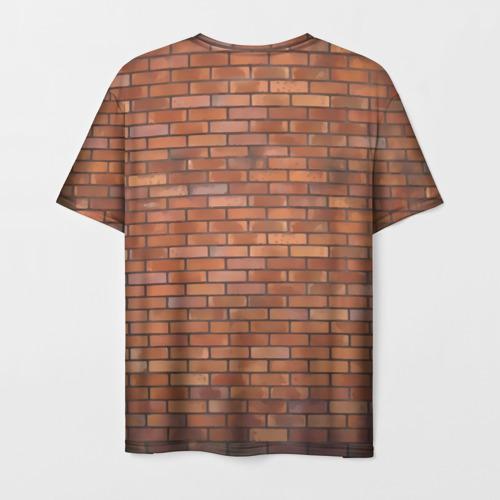 Мужская футболка 3D Praise the sun Фото 01