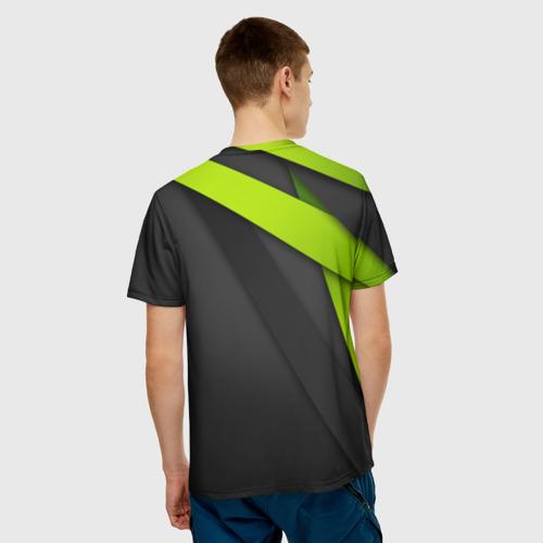 Мужская футболка 3D GEOMETRY STRIPES Фото 01
