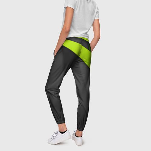 Женские брюки 3D GEOMETRY STRIPES Фото 01