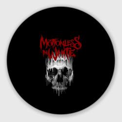 Motionless in White череп
