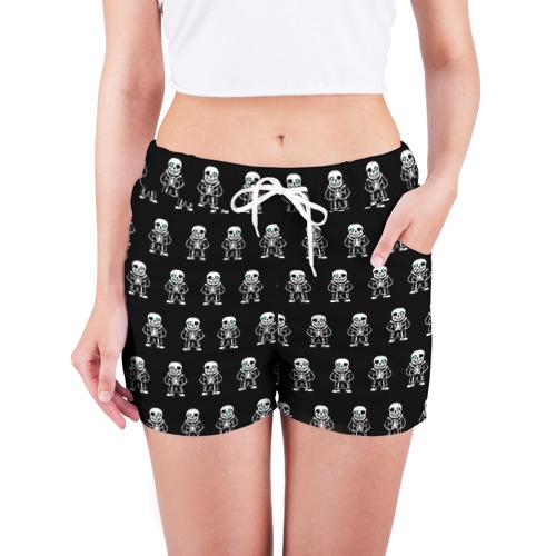 Женские шорты 3D  Фото 03, Undertale