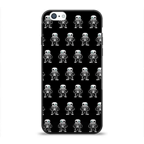 Чехол для Apple iPhone 6 силиконовый глянцевый Undertale Фото 01