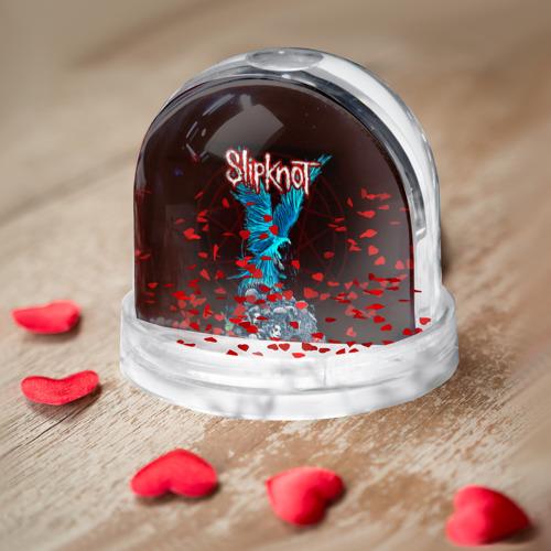 Водяной шар  Фото 03, Орел группа Slipknot