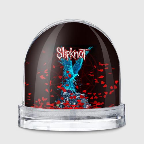 Водяной шар  Фото 01, Орел группа Slipknot