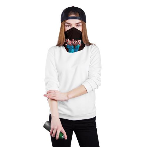 Бандана-труба 3D Орел группа Slipknot Фото 01