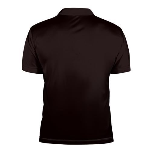 Мужская рубашка поло 3D  Фото 02, Орел группа Slipknot