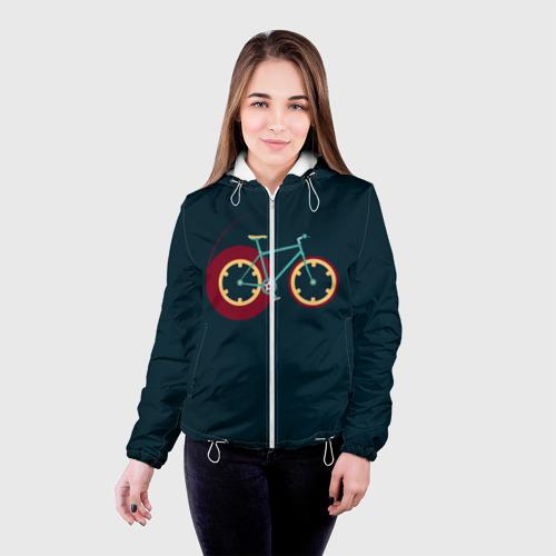 Женская куртка 3D  Фото 03, 13 reasons why