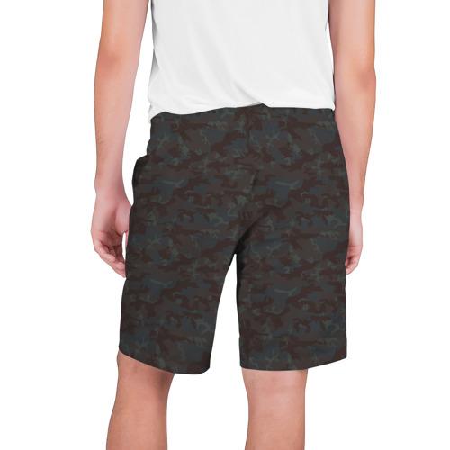 Мужские шорты 3D  Фото 02, Горный камуфляж