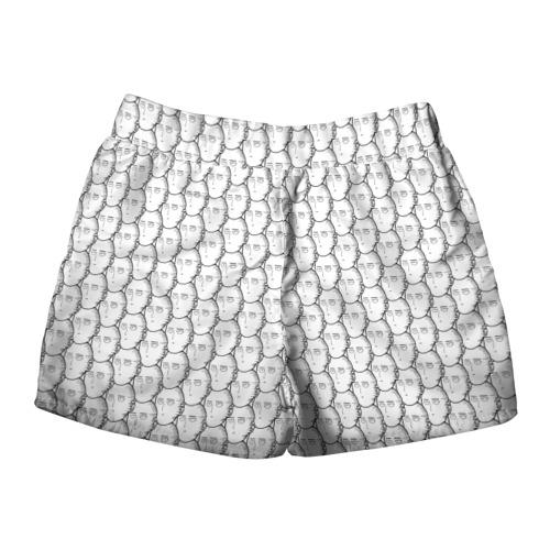 Женские шорты 3D  Фото 02, OnePunchMan