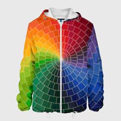 Спираль цветов