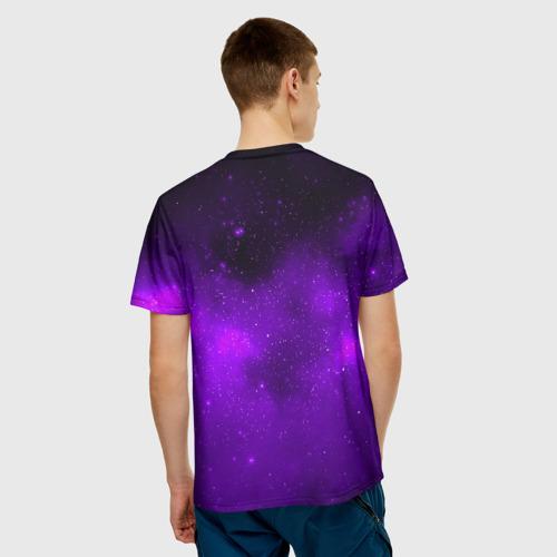 Мужская футболка 3D  Фото 02, Козерог