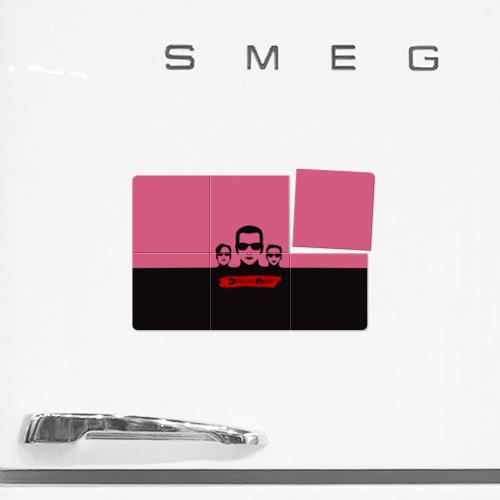 Магнитный плакат 3Х2 Группа Depeche Mode Фото 01
