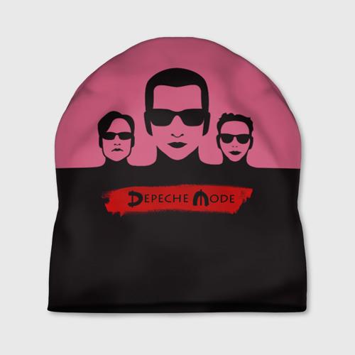 Шапка 3D  Фото 01, Группа Depeche Mode