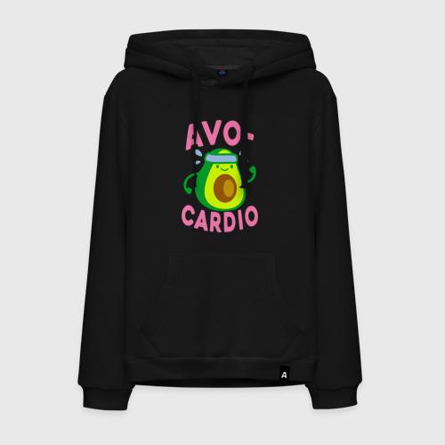 Мужская толстовка хлопок Avo-Cardio Фото 01
