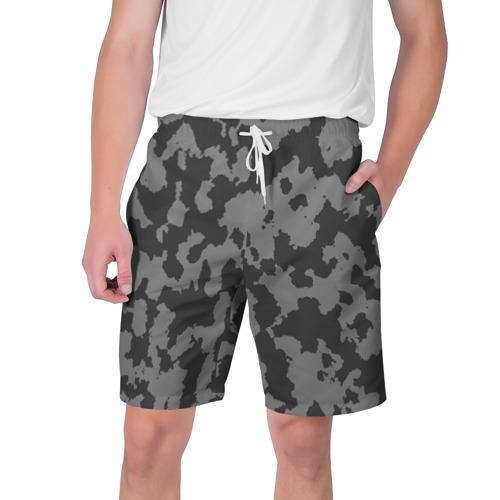 Мужские шорты 3D  Фото 01, Ночной Камуфляж