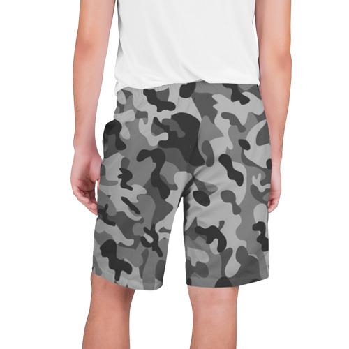 Мужские шорты 3D  Фото 02, Ночной Камуфляж #1