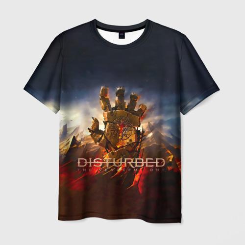 Disturbed рука