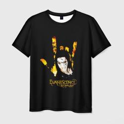 Evanescence рука - интернет магазин Futbolkaa.ru