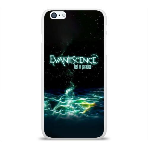 Чехол для Apple iPhone 6Plus/6SPlus силиконовый глянцевый  Фото 01, Evanescence
