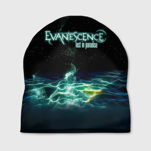 Шапка 3D  Фото 01, Evanescence