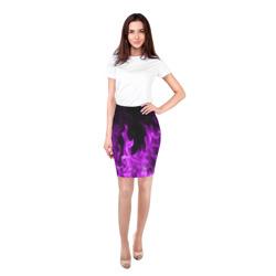 Фиолетовый огонь