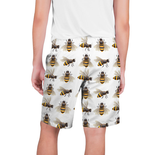 Мужские шорты 3D  Фото 02, Пчелы