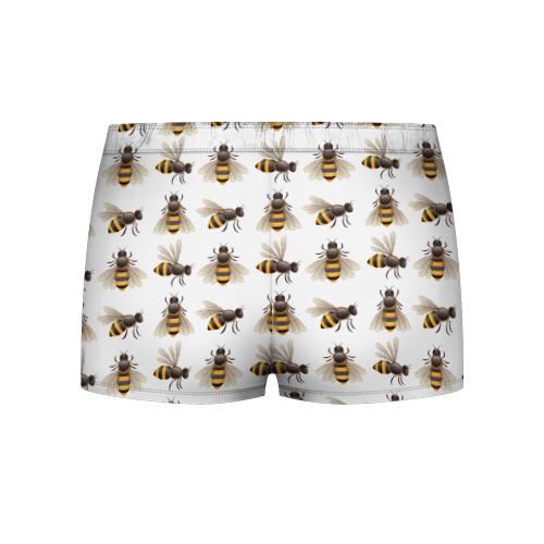 Мужские трусы 3D  Фото 02, Пчелы