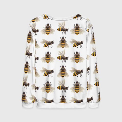 Мужской свитшот 3D Пчелы Фото 01