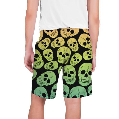 Мужские шорты 3D  Фото 02, Веселый хэллоуин