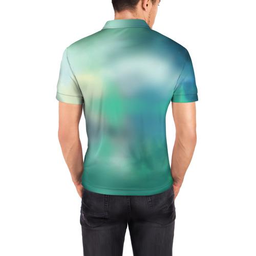 Мужская рубашка поло 3D  Фото 04, Paladins