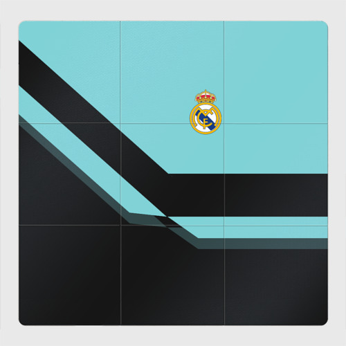 Магнитный плакат 3Х3 Real Madrid 2018 #1